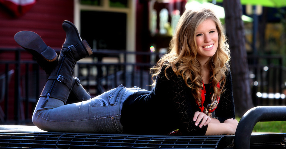 HS Senior Portrait Photography Colorado